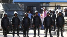'Dozens arrested' in Egypt ahead of anti-govt protest