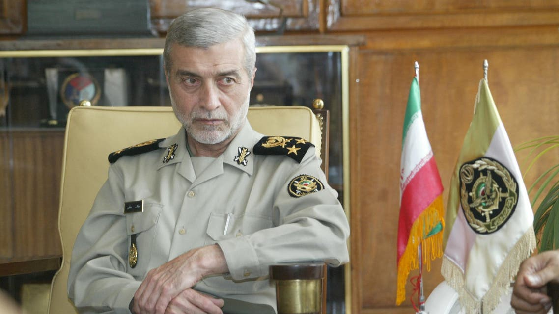 صالحي قائد الجيش ايران