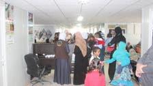 عيادات سعودية تعالج اللاجئين السوريين في مخيم الزعتري