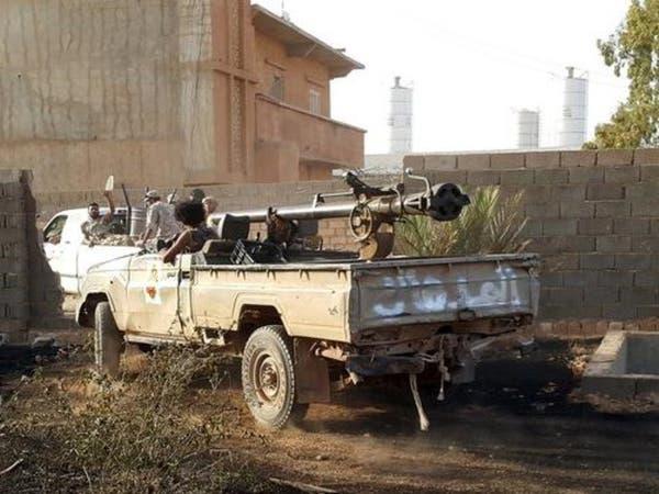 الجيش الليبي يبدأ عملية تحرير سوق الحوت ببنغازي