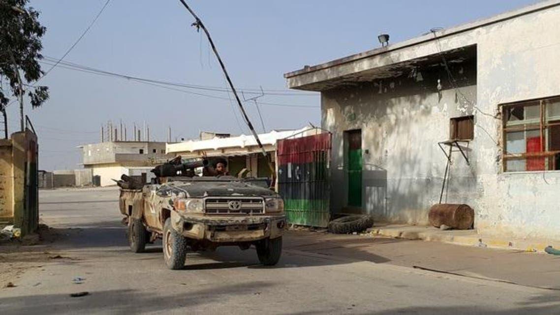 الجيش الليبي في بنغازي