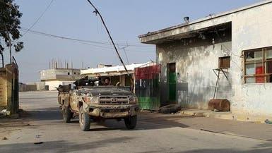 الجيش الليبي يسيطر على حي وسط بنغازي