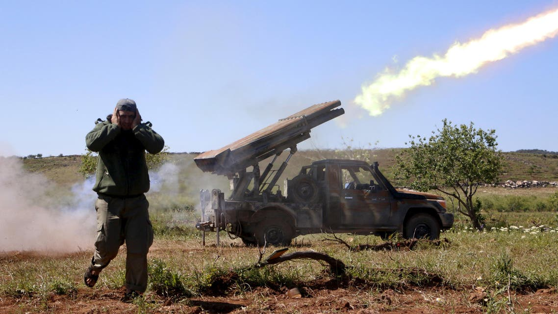 Ahrar al-Sham is one of Syria's most powerful rebel groups,  according to experts. (Reuters)