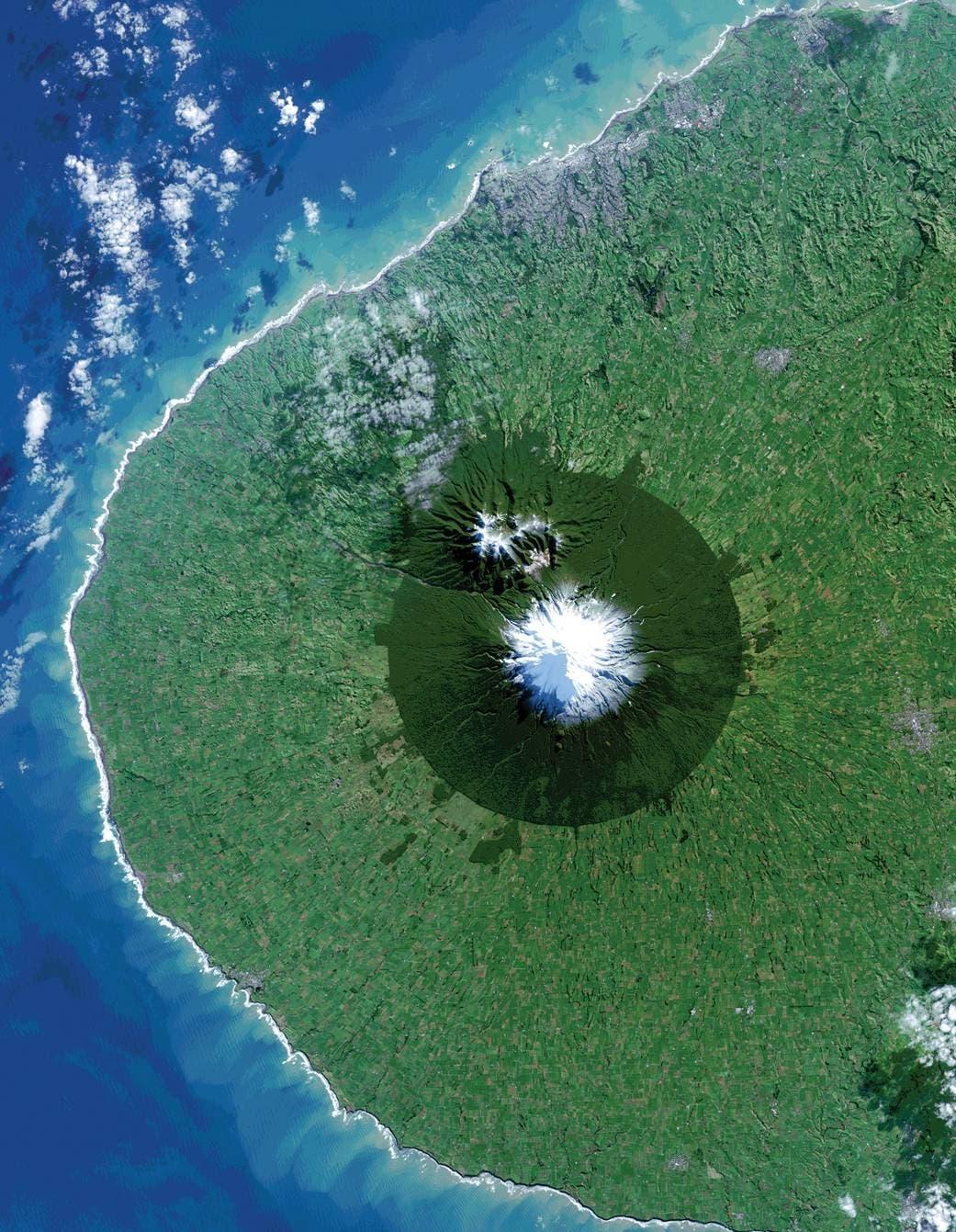 حديقة ايغمونت الوطنية - نيوزلندا
