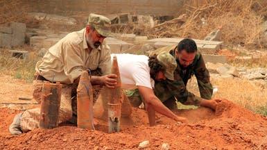 """ليبيا.. الجيش يستعيد """"أبوقرين"""" الاستراتيجية"""