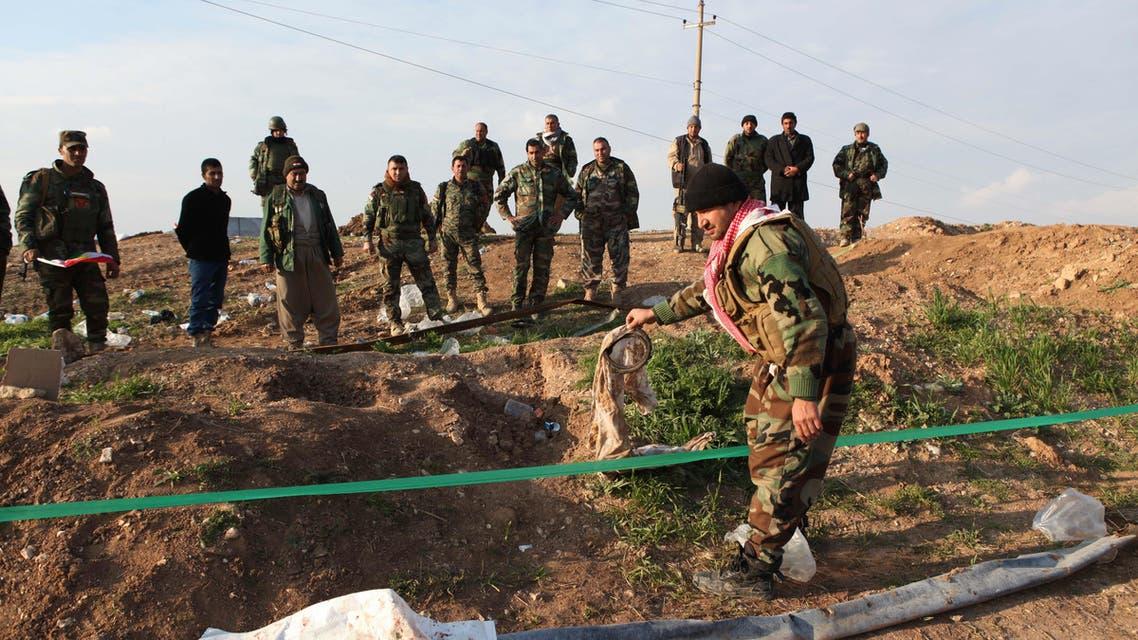 yazidi genocide ap