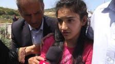 دیما الواوی ۔۔۔  کم عمر ترین فلسطینی قیدی !