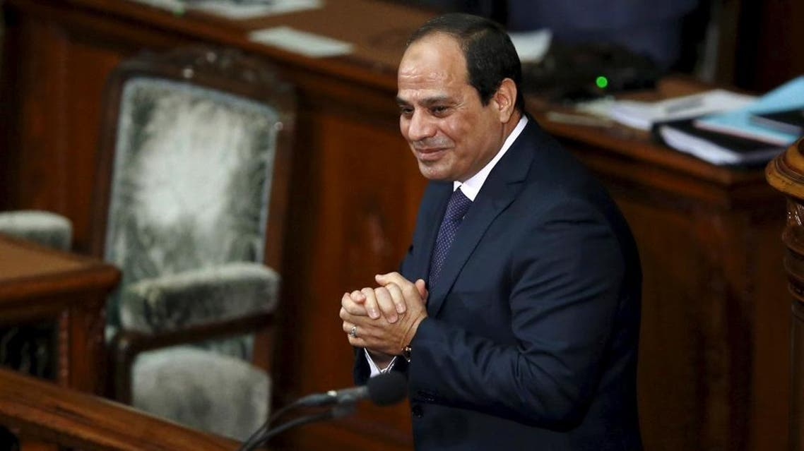sisi (Reuters)