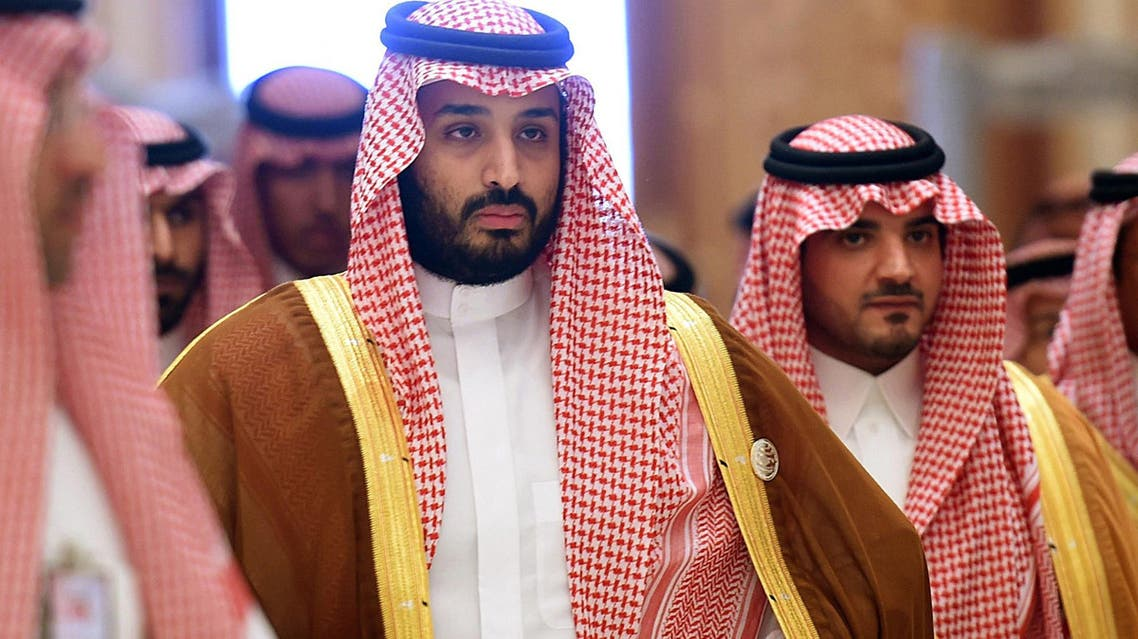 saudi deputy crown prince