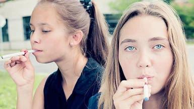 إعلانات الإنترنت تجذب المراهقين للسجائر الإلكترونية