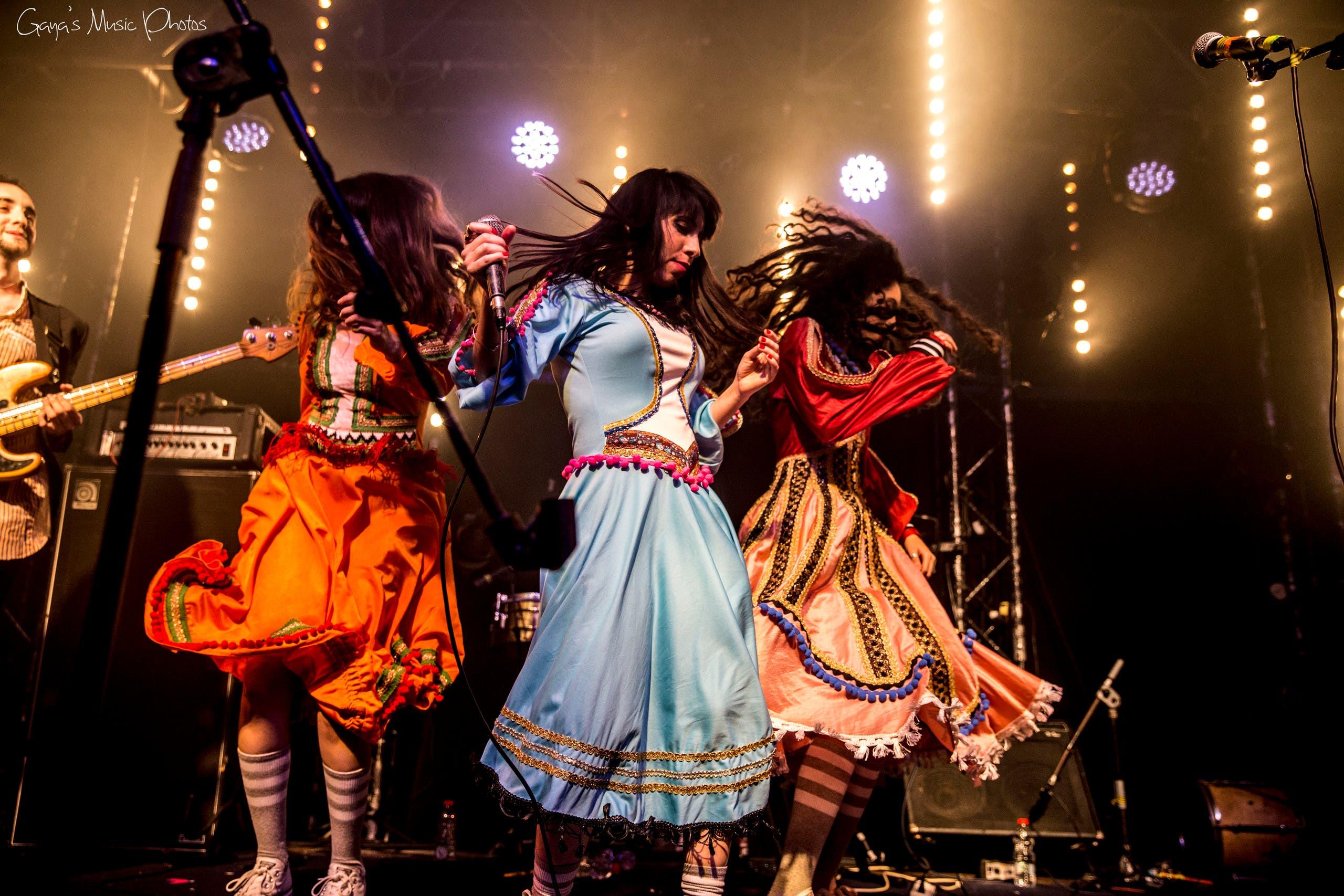 AWA Gaya's music photos
