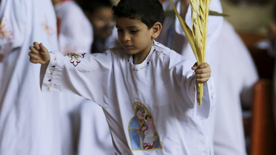 Egypt's Coptic Christians celebrate Sunday Mass