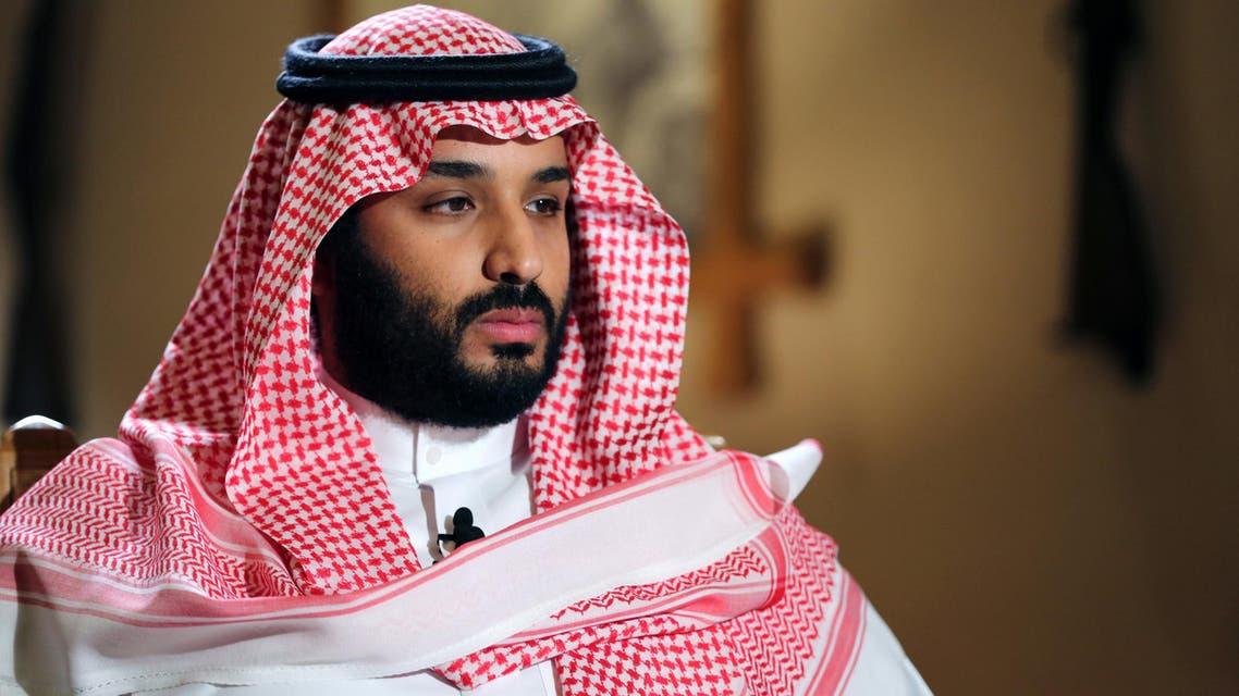 Saudi Deputy Crown Prince Mohammed bin Salman introduces Saudi Vision 2030. (Al Arabiya)