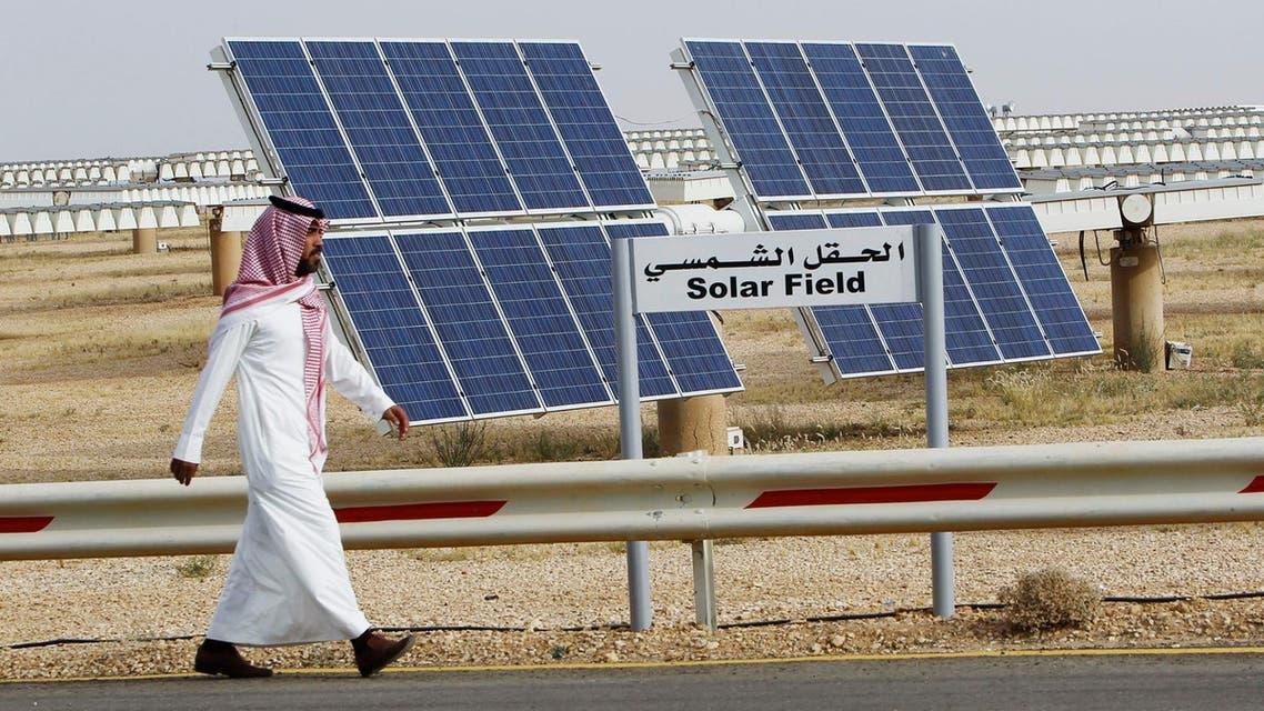 السعودية - طاقة شمسية