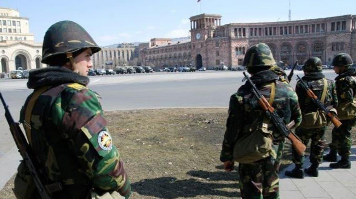 Armenian (AFP)
