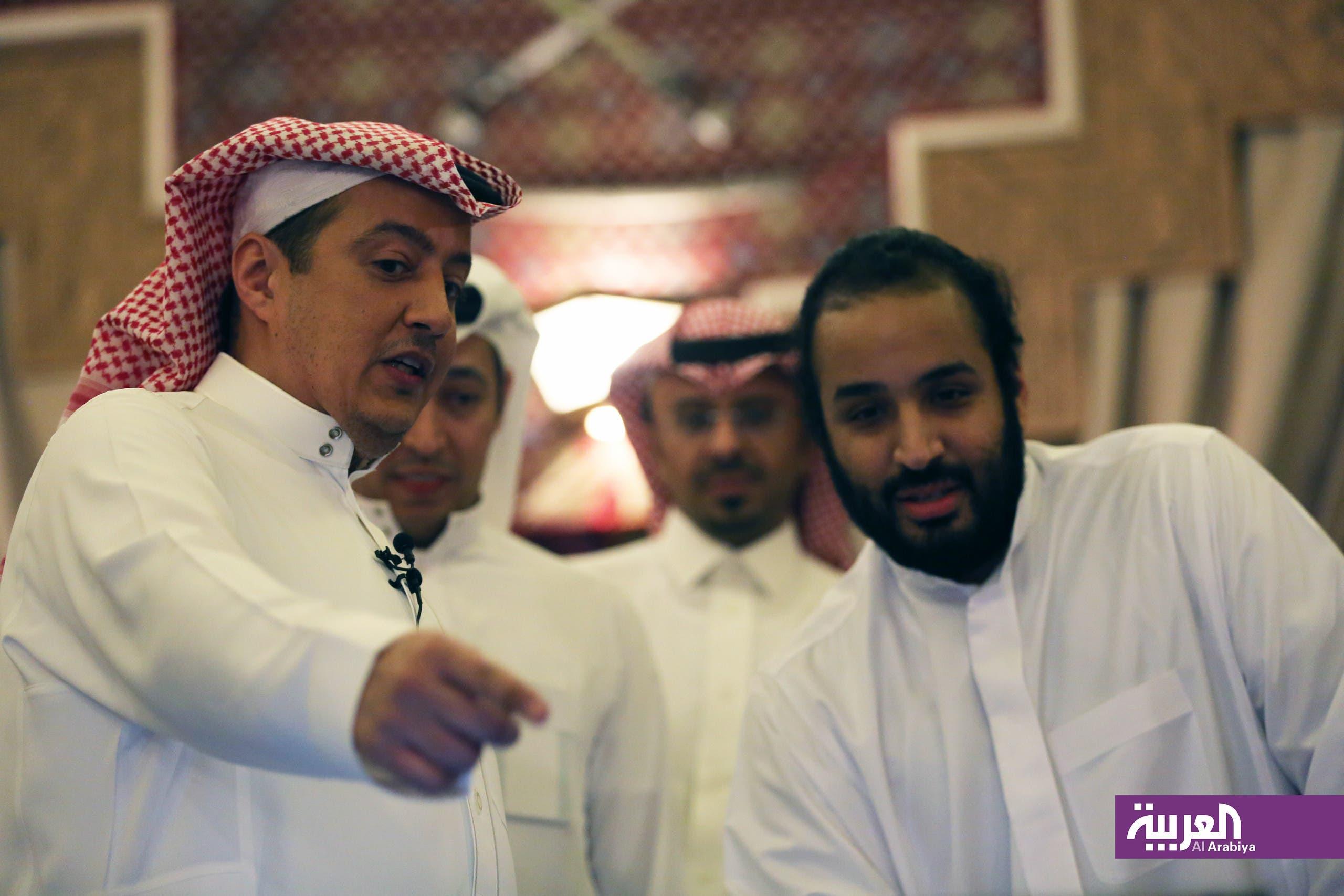 تركي الدخيل يكشف ما وراء كواليس اللقاء المثير مع الأمير محمد بن