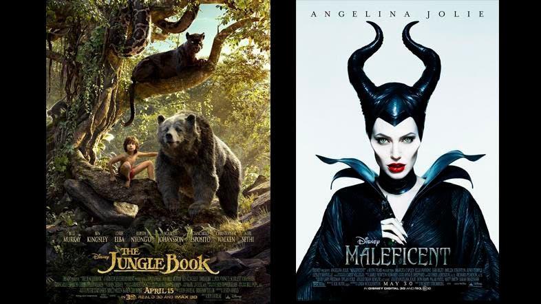Disney Announces Jungle Book And Maleficent Sequels Al