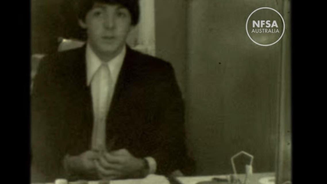 Beatles unseen footage (Youtube)