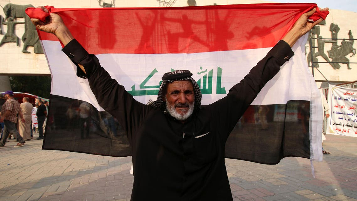 Iraq has been hit by weeks of political turmoil surrounding Prime Minister Haider al-Abadi's efforts to replace the cabinet of party-affiliated ministers with technocrats. (AFP)
