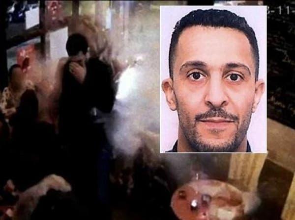 فيديو لانتحاري باريس وهو يفجر نفسه بصعق حزامه الناسف