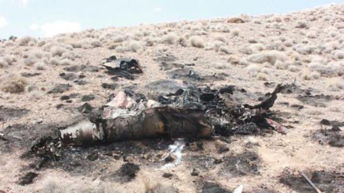 سقوط هواپیمای ایرانی