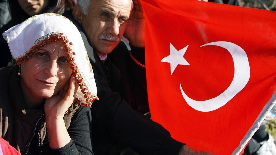 Making up about 15-20 percent of Turkey's 76 million people, Alevis draw from Shi'a, Sufi and Anatolian folk traditions. (File photo: AP)