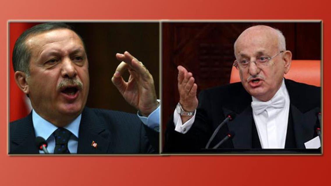 إسماعيل كهرمان و أردوغان