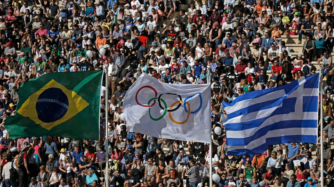 The countdown to Brazil Olympics begins