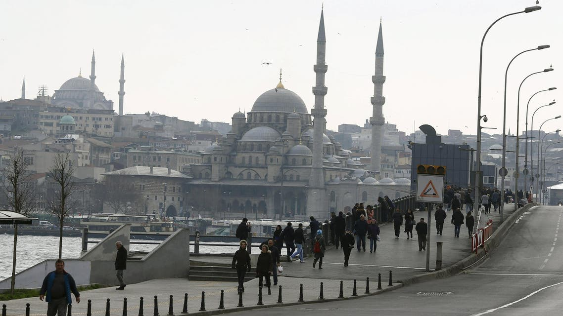 Turkey has been hit by four suicide bombings already this year, most recently in Istanbul last month where two of the bombings have been blamed on ISIS. (Reuters)
