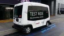 Driverless cars to be trialed in Dubai
