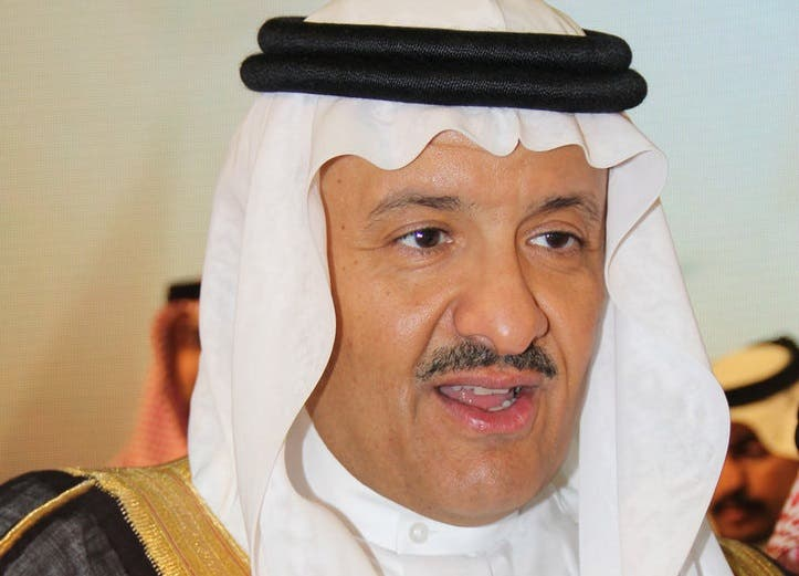 Prince Sultan bin Salman's remarks come a day after Saudi Arabia outlined its Vision 2030 plan to wean itself off dependence on oil. (Photo: SPA)