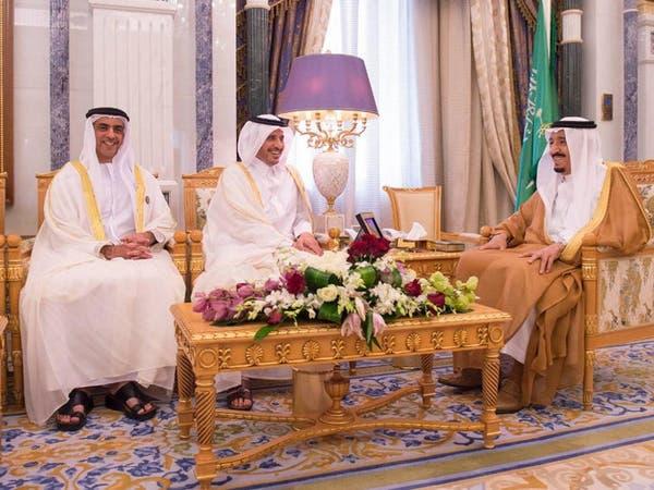 السعودية.. الملك سلمان يستقبل وزراء داخلية الخليج