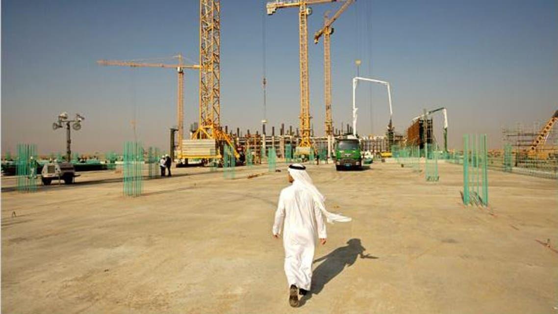 قطاع التشييد والبناء - السعودية