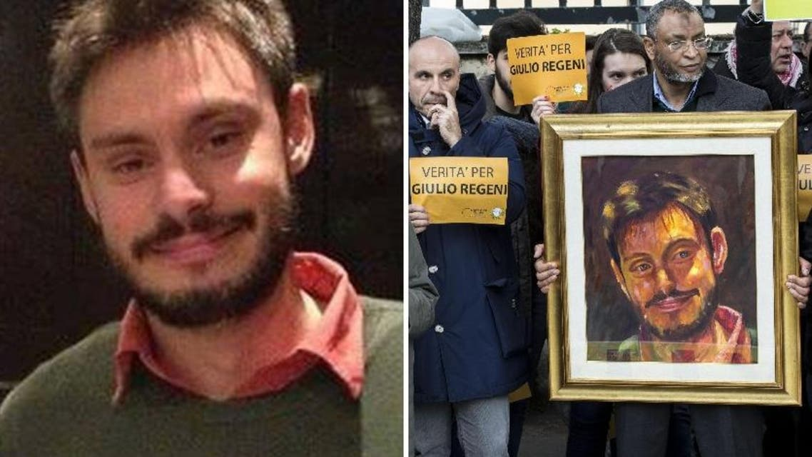 A friend of Regeni said he disappeared after leaving his home in an upper middle class area to meet a friend downtown. (Photo: EPA/Twitter)