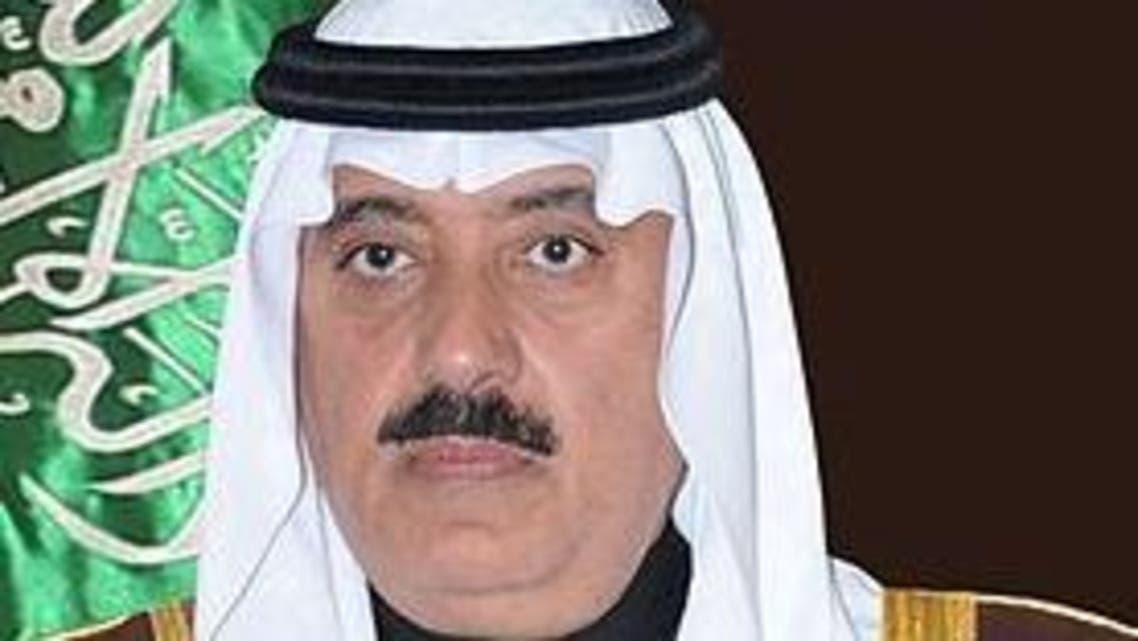 وزير الحرس الوطني السعودي