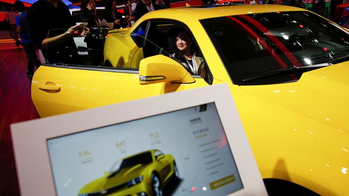 China's auto show
