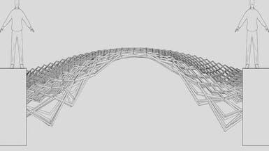 MX3D Bridge أول جسر بتقنية الطباعة ثلاثية الأبعاد