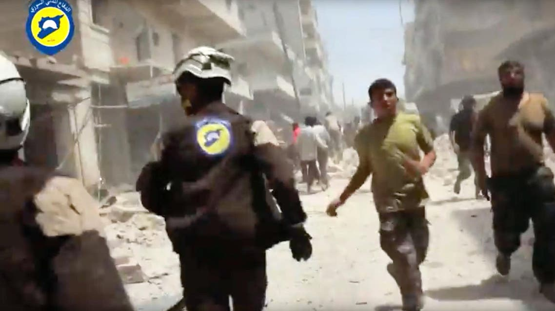 Aleppo AP