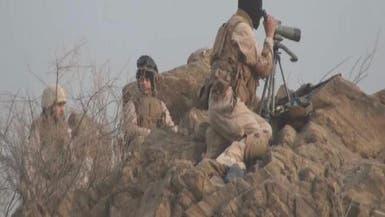 استشهاد ضابط و6 جنود سعوديين أحبطوا تسللاً للحوثيين