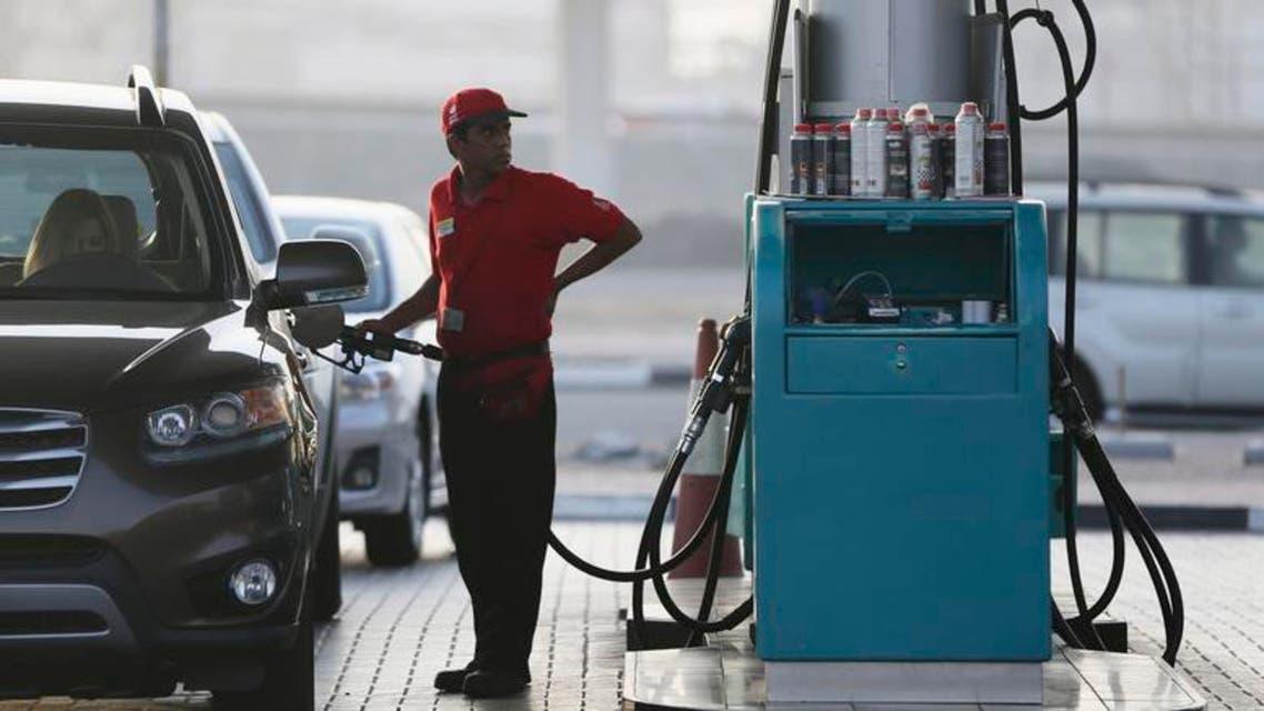 محطة وقود - الإمارات