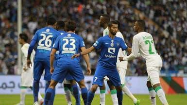 13 لاعباً ارتدوا شعار الهلال وأهلي جدة