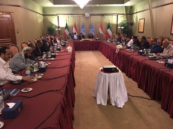 مشاورات الكويت تشهد تطورات ولقاء مشتركا بين اليمنيين