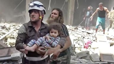مجلس التعاون: قصف النظام على حلب جريمة ضد الإنسانية