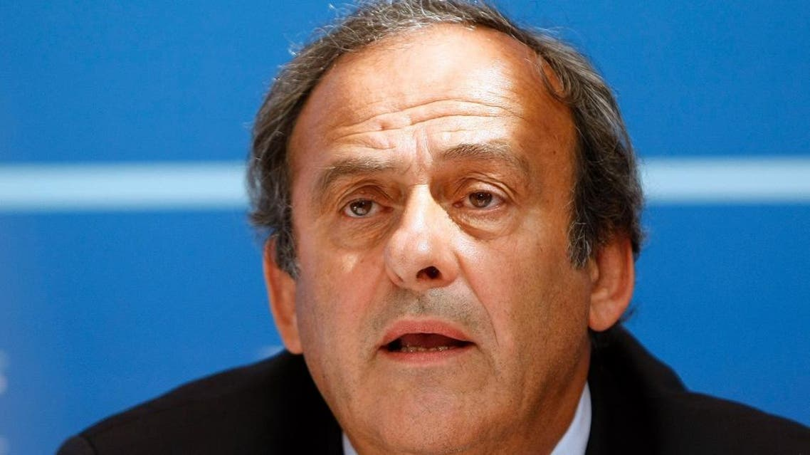 Platini's verdict will be announced before a hearing is held for Blatter, despite their cases involving much of the same evidence (AP)