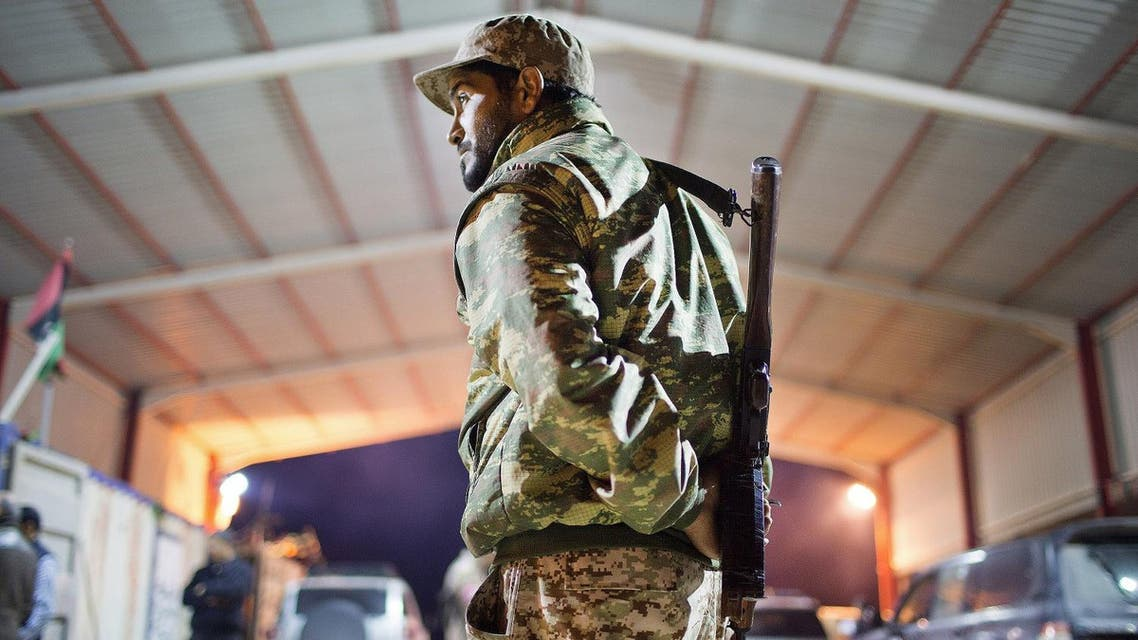 Western states are hoping the unity government will be able to make Libya's armed factions work together against the ultra-hardline ISIS militant group. (File photo: AP)
