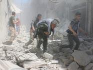 غارات النظام على حلب أوقعت 3 مجازر ومئات القتلى