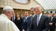 US Election: Pope Francis offers blessings, congratulations to President-elect Biden