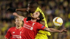 Liverpool suffers late loss to Villarreal in Europa League