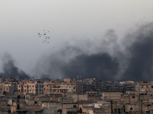مجازر النظام السوري تتواصل في حلب