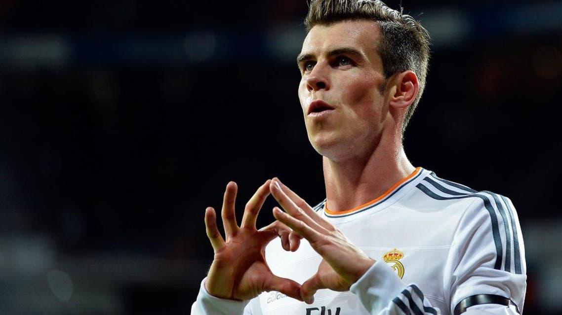Gareth Bale (AFP)